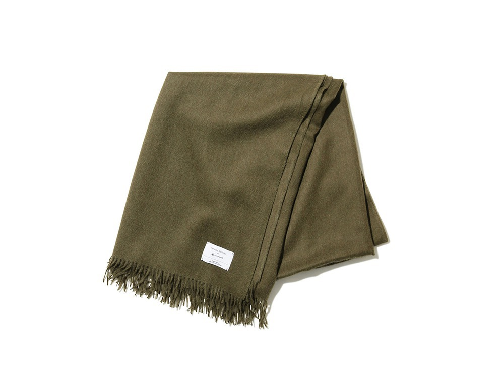 Large Stole One Khaki
