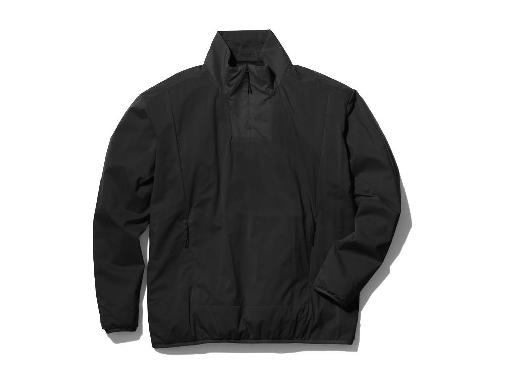 2レイヤーオクタ プルオーバージャケット M  ブラック