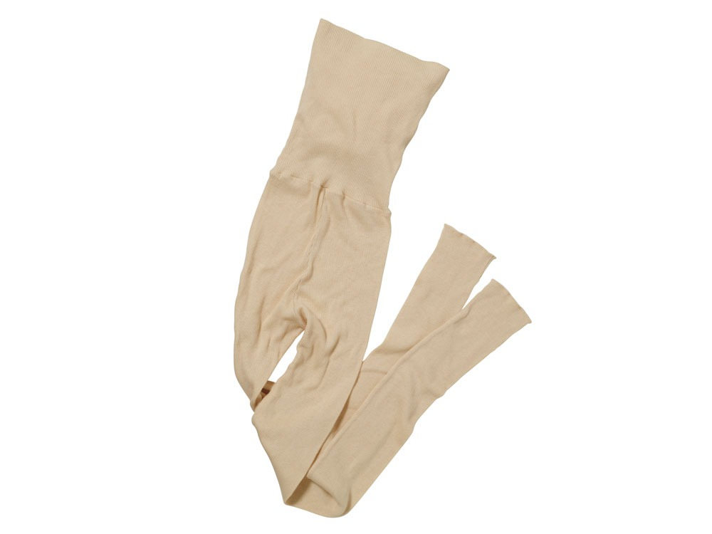 W's Ultimate Pima Rib Tights 2 Natural0