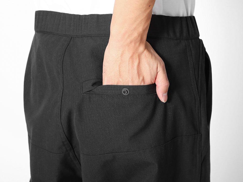 TAKIBI Over Pants M Greykhaki