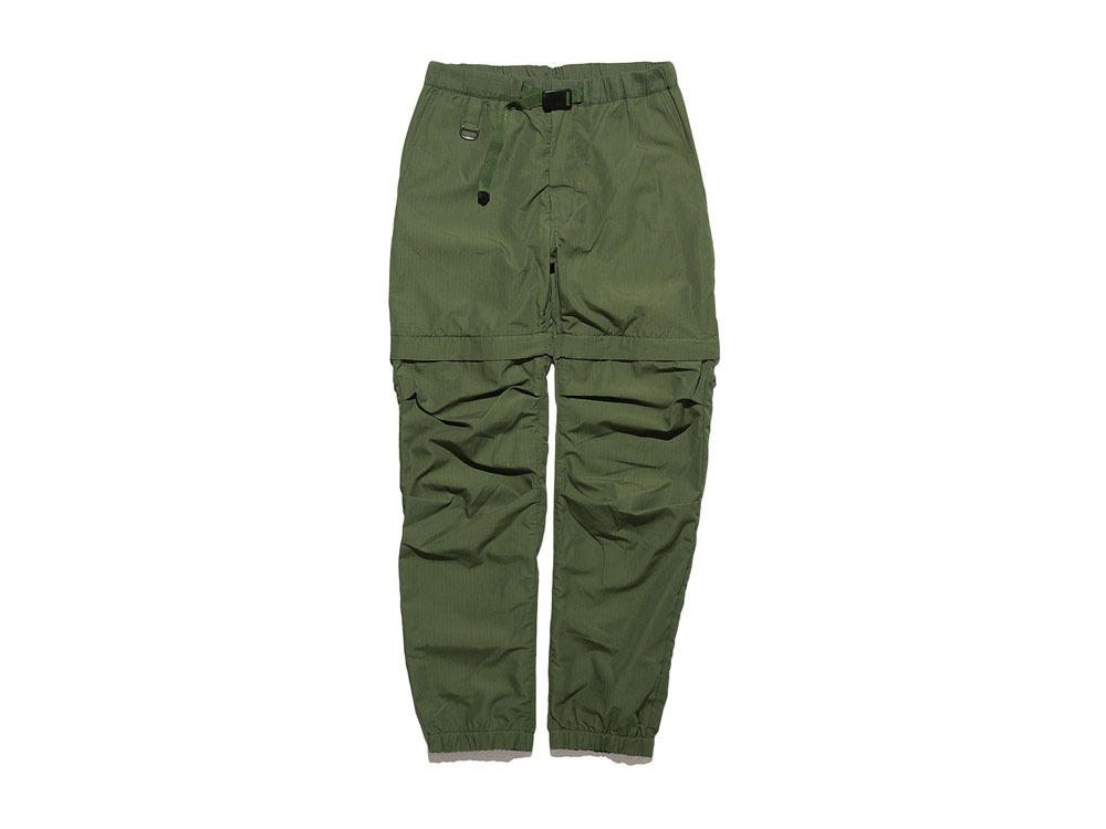 Camping2WayFieldPants XL Olive0