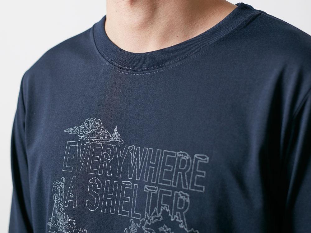 Campfield Long Tshirt 2 Navy5