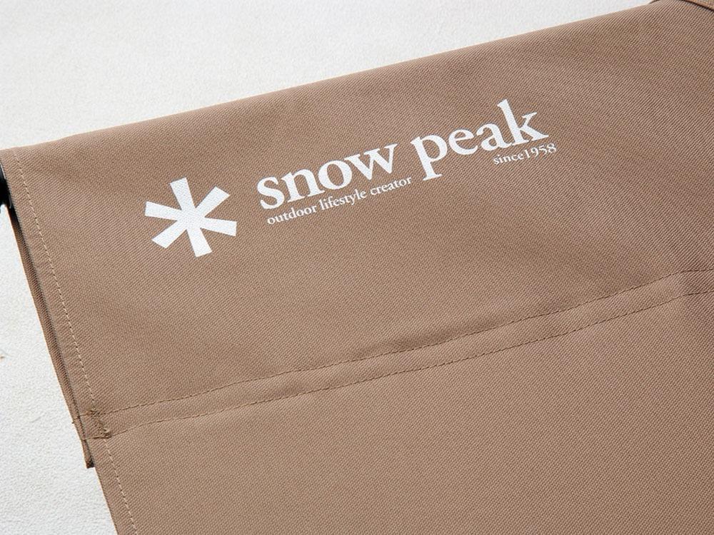 Snow Peak Cot High Tension1