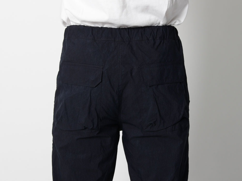 Indigo C/N Anorak Pants XL/L Black7