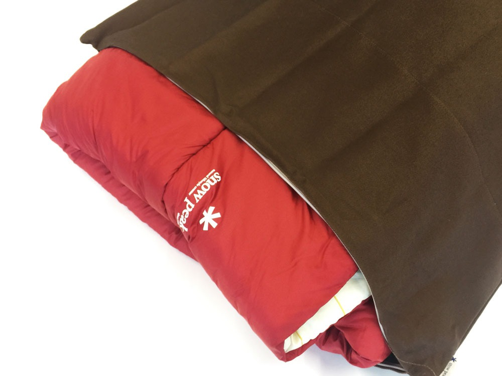 Sleeping Bag Cushion Cover2