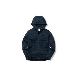 【WEB限定】Flexible Insulated Hoodie Navy