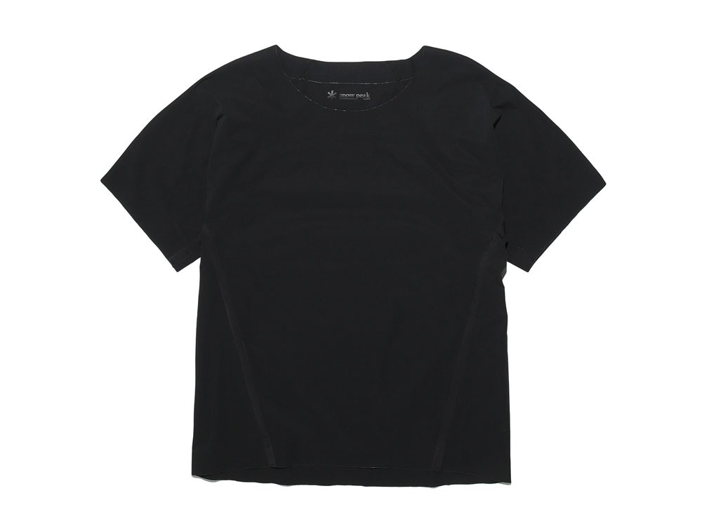 Dry&Stretch Tshirt 1 Black0