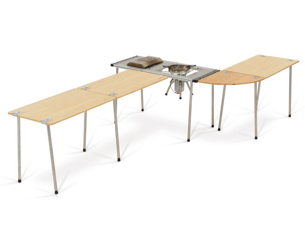 Iron Grill Table Frame Long 660 Leg Set5