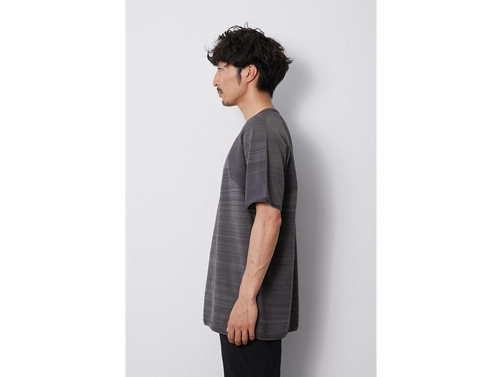 WG Stretch Knit Tshirt M Grey
