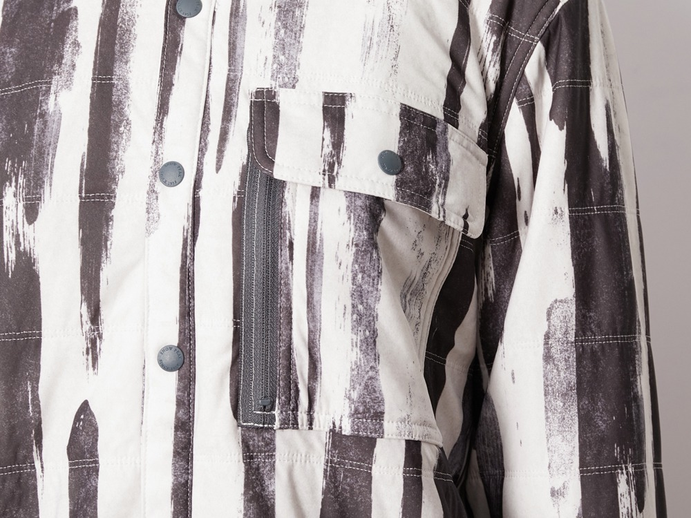 Printed Flexible Insulated Shirt XL EN