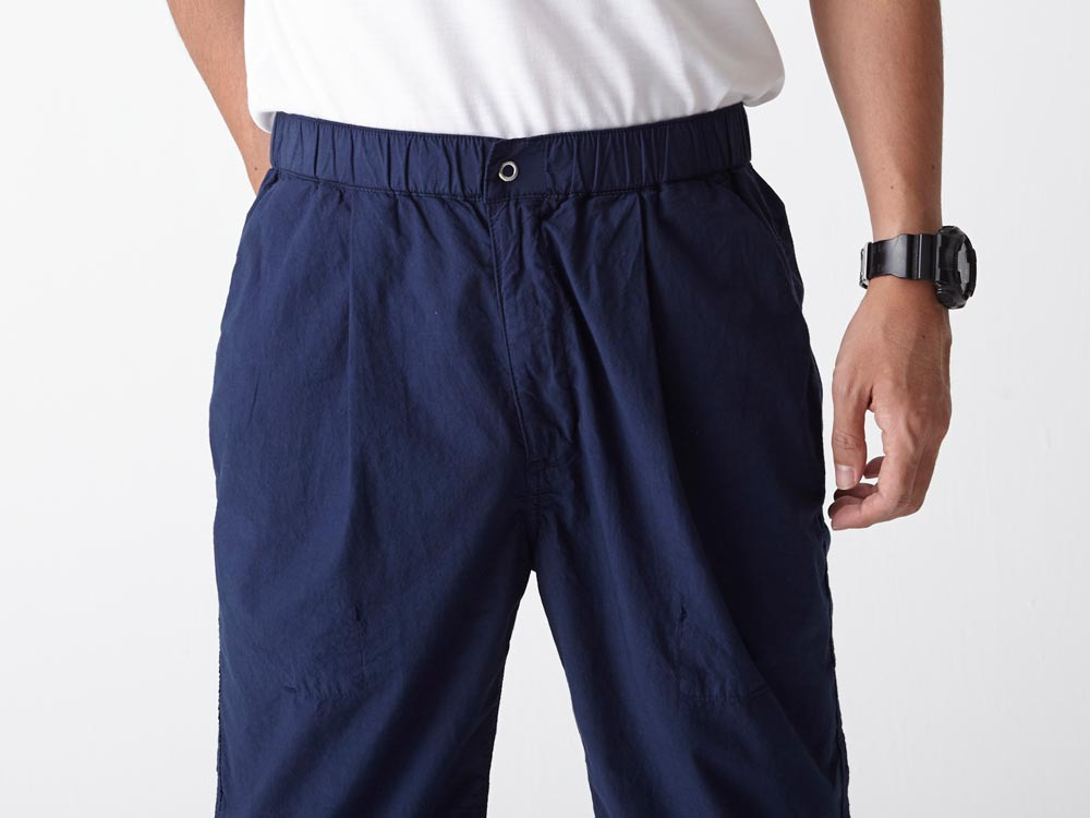 Organic Typewriter Pants L Black4