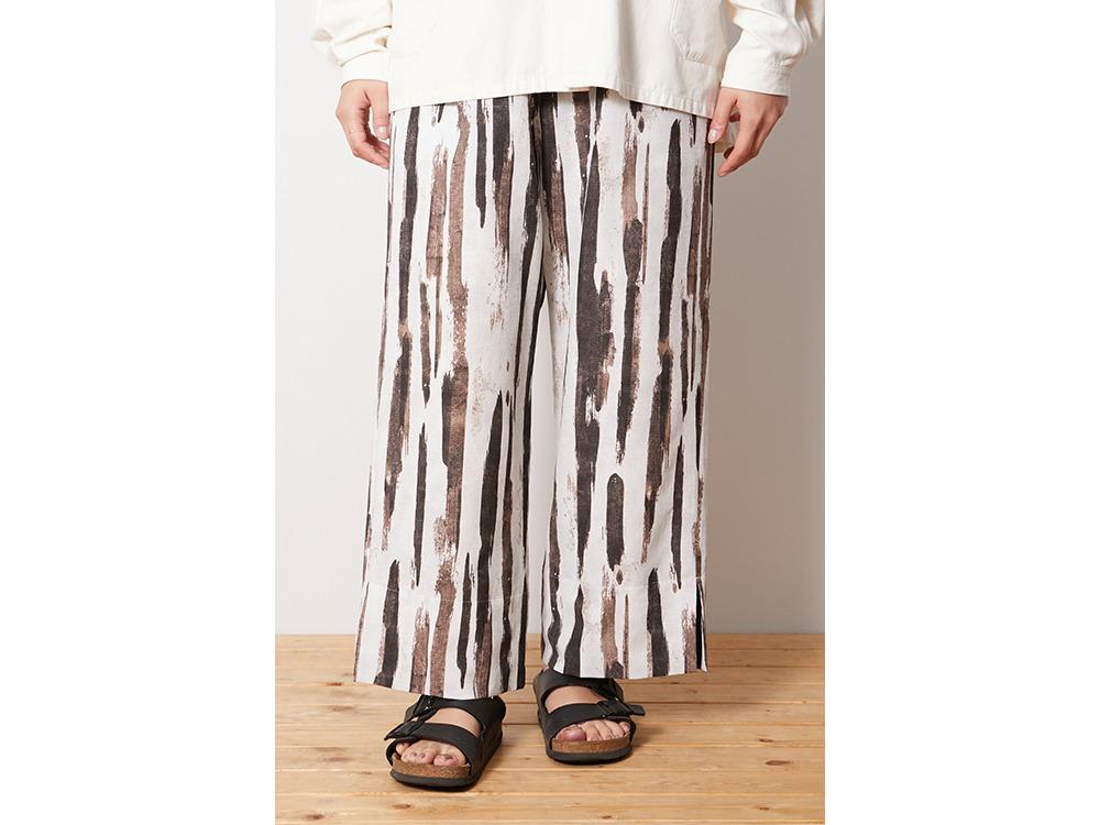 Printed Breathable Soft Pants M BB