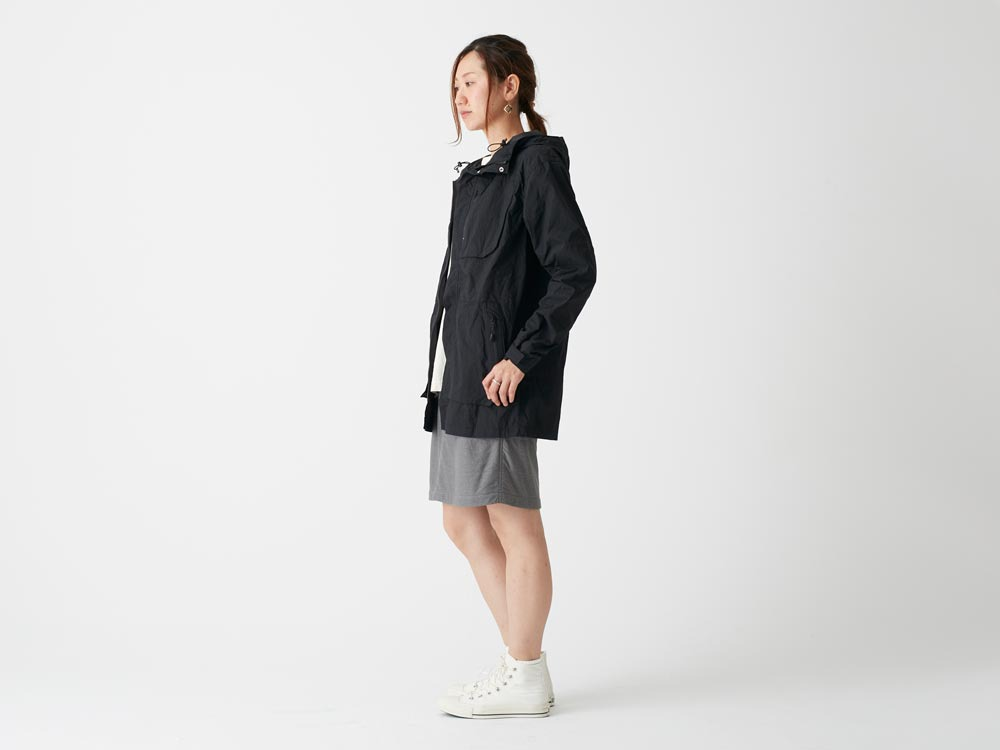 Indigo C/N Mountain Parka  L Black2