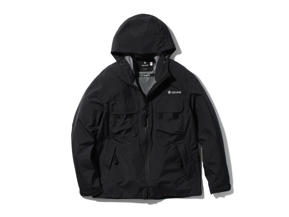 Wind&Water Resistant Jacket L Black0