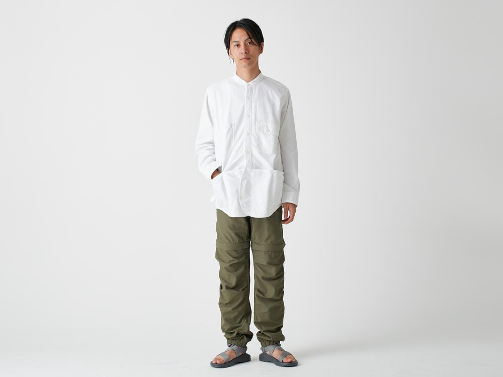 Camping 2WAY Field Pants 1 Navy1