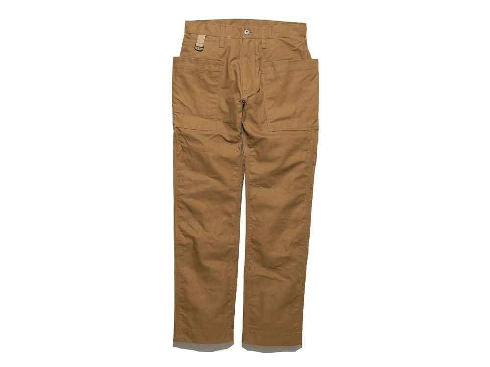 Takibi Pants #1 S Brown0