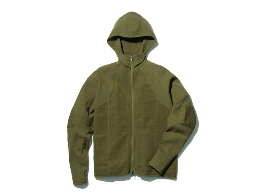 Co/Pe WG StretchKnit Jacket1OL