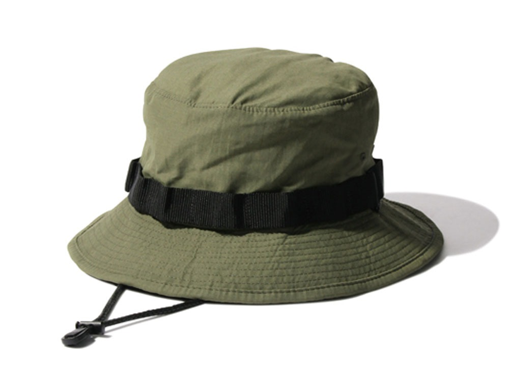 Packable Hat 1 Olive