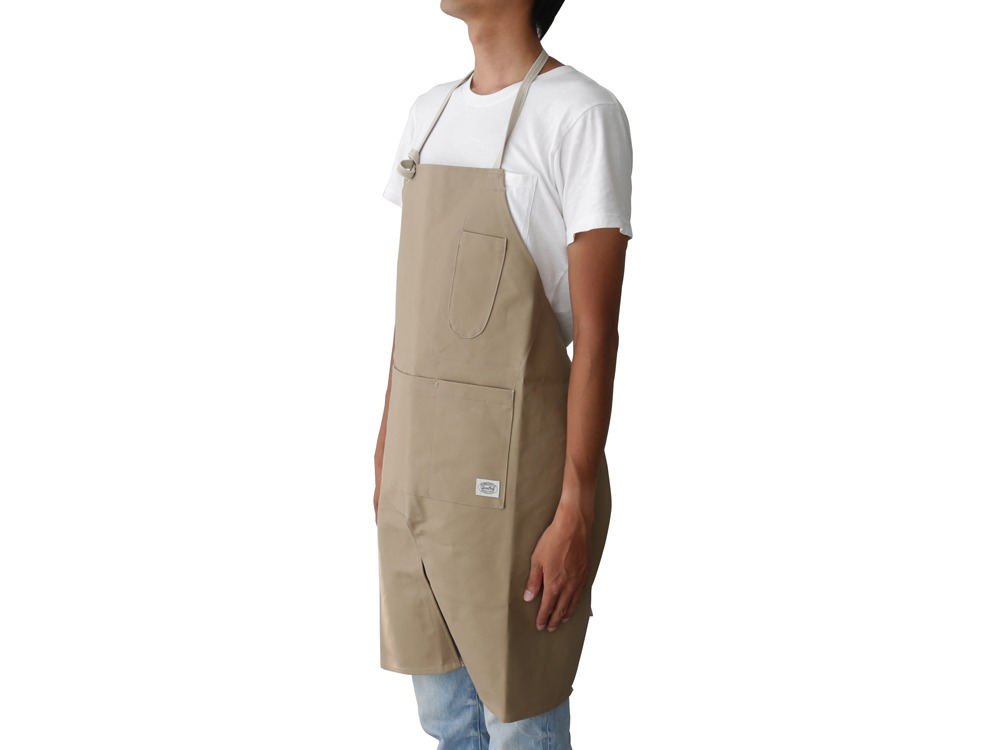 Field Work Apron (L) Olive1