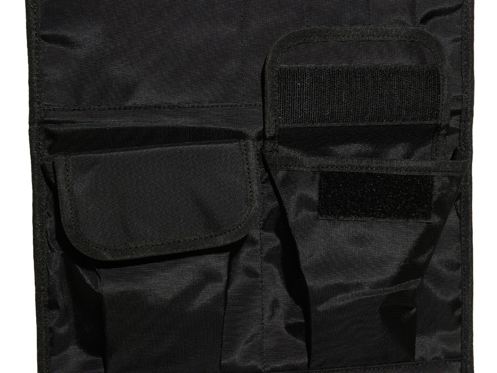 Day Camp System Roll Bag Black3