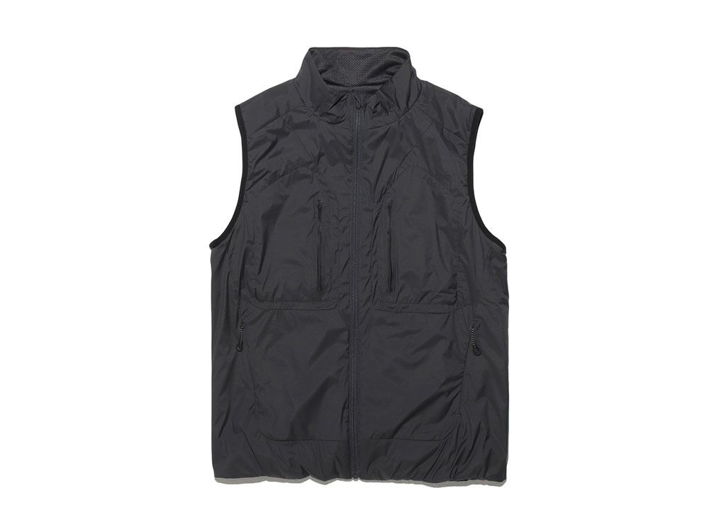 2LOcta Insulated Vest 1 Black0