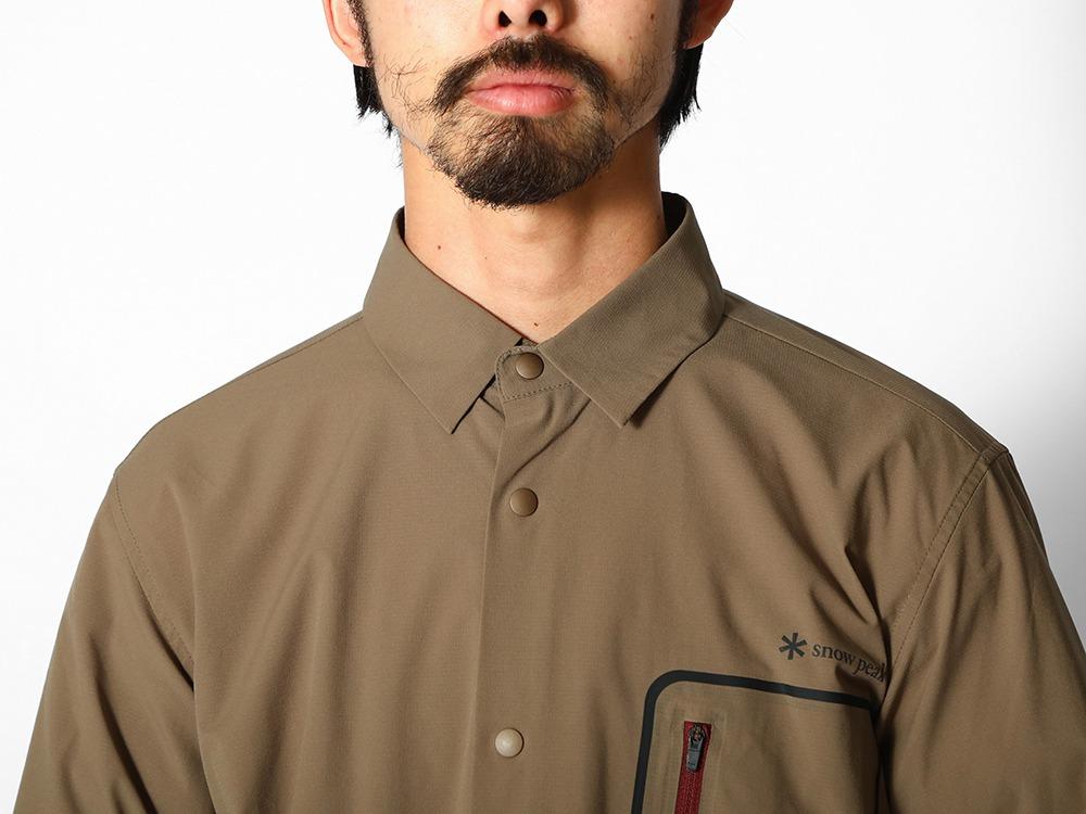 Fishing Shirt M Black