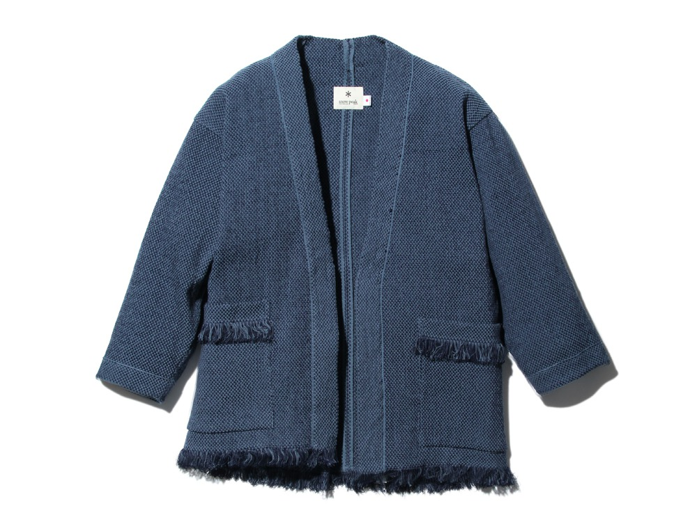 SummerHAORIJacket S Navy0