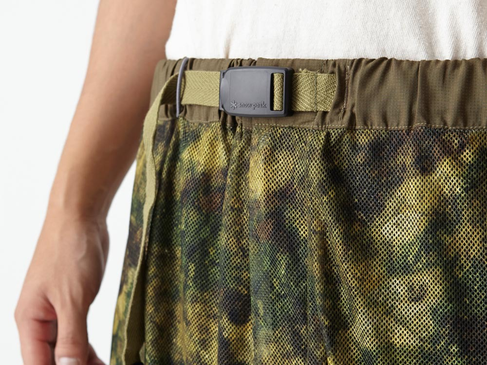 Insect Shield CAMO Pants XL Mustard4