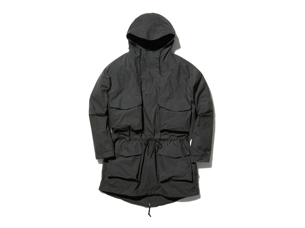 Indigo C/N Anorack XL Black