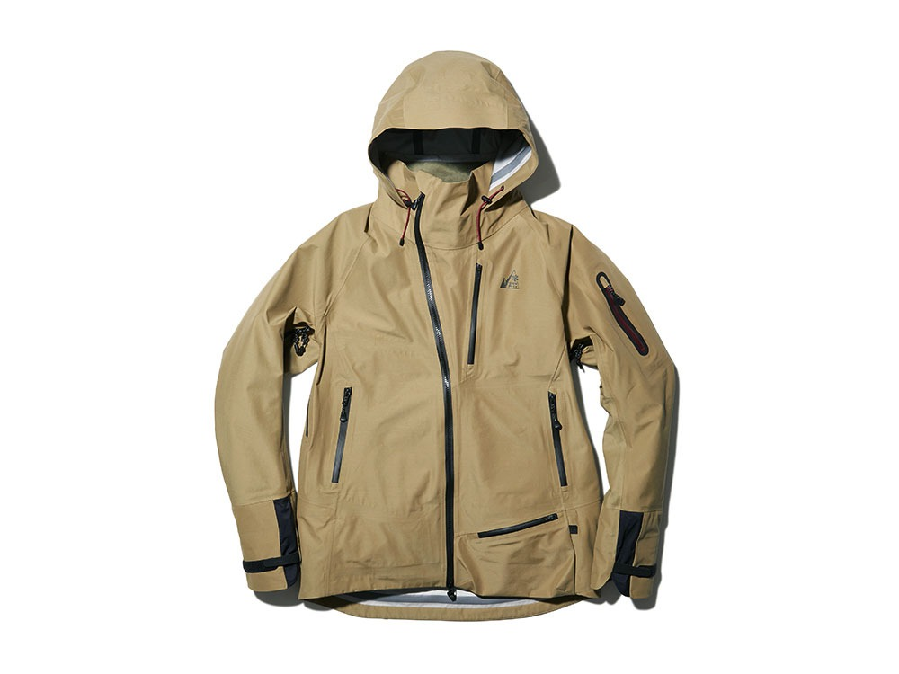 MM FR 3L Jacket XL Beige
