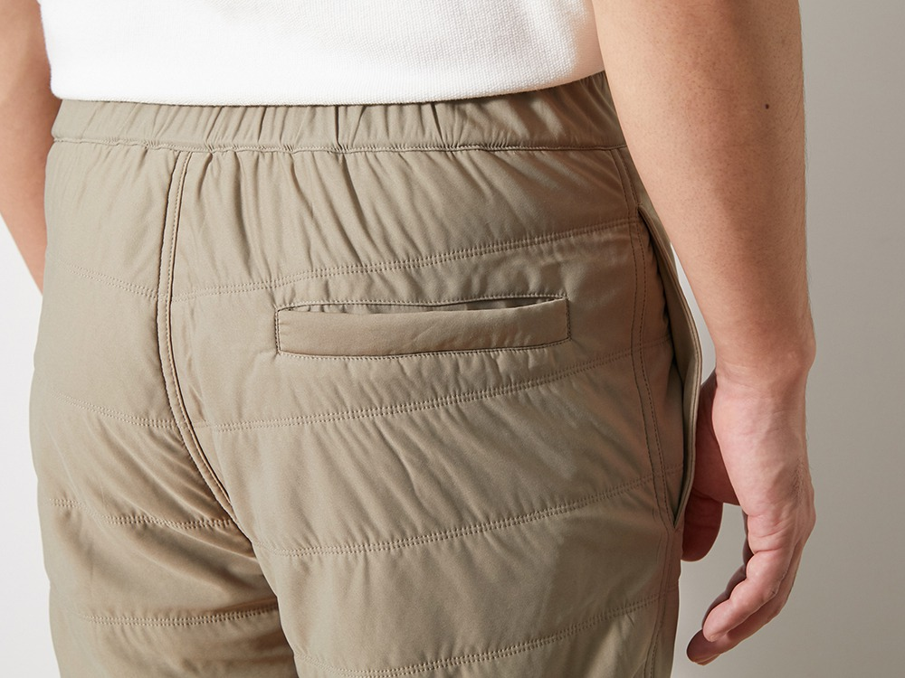 Flexible Insulated Pants XXL Beige