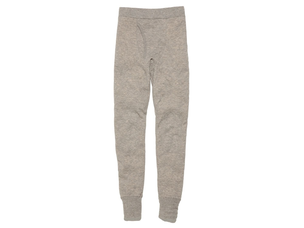 Yak/Cotton WKnit Tights S/XS M.Grey