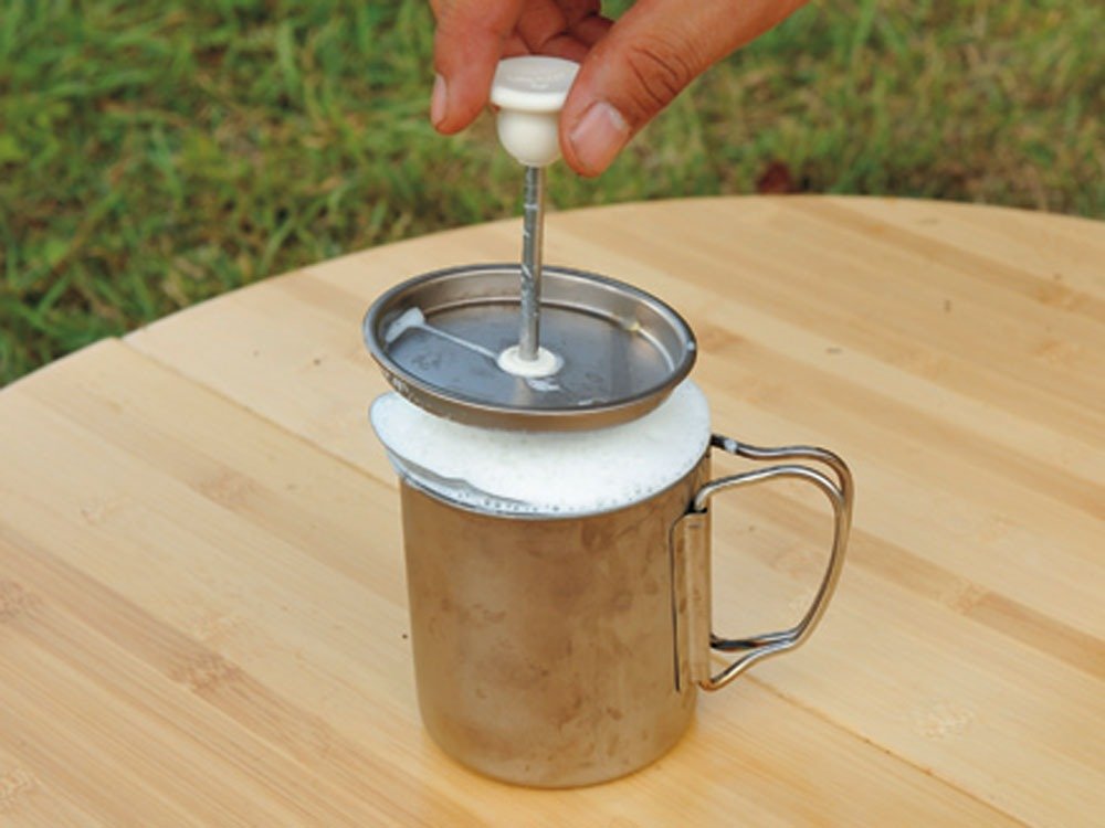 Titanium Milk Foamer3