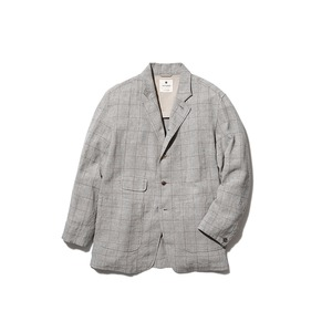 C/L Check Tweed Jacket
