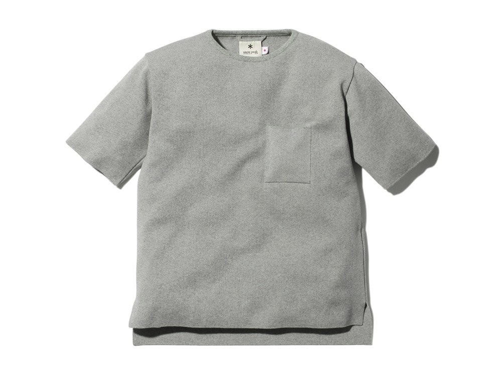 CottonDRYPullover M Grey0