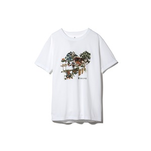 キャンプフィールドティーシャツ