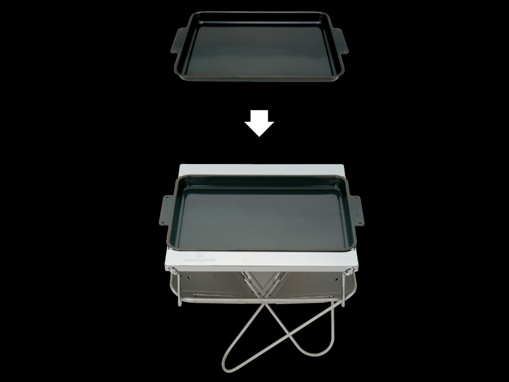 Iron Grill Plate Black3