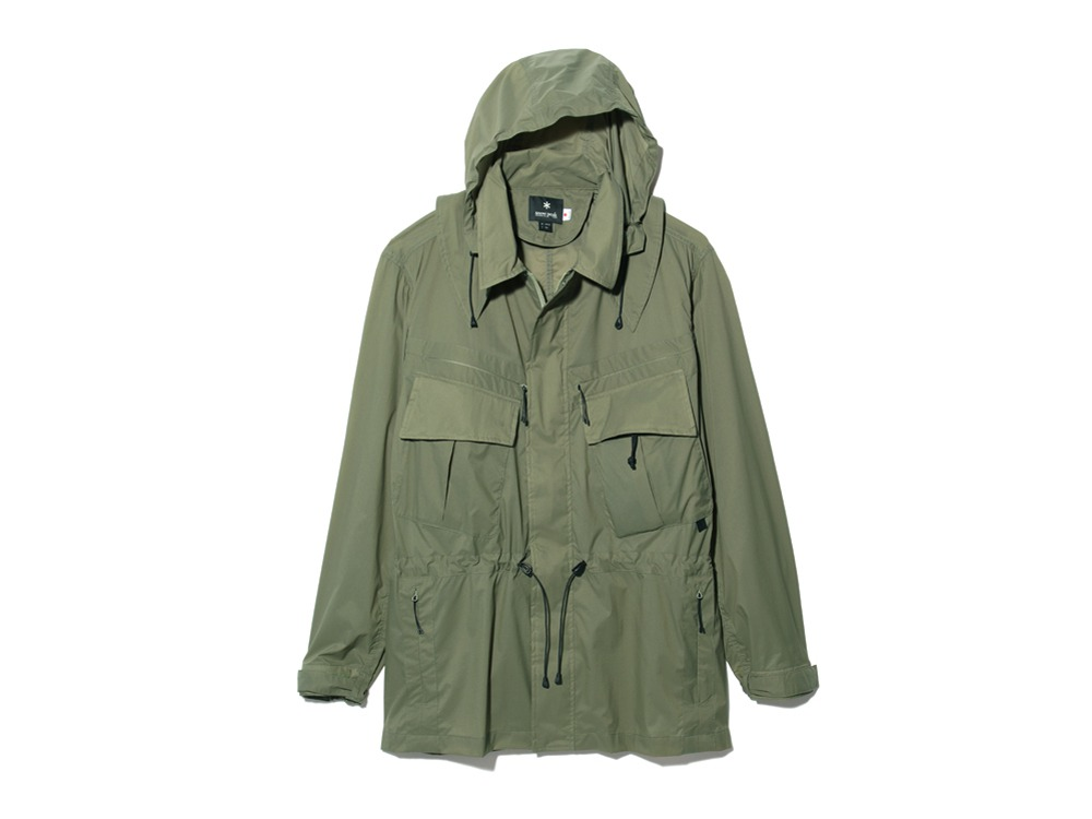 Rain&WindResistantJacket S Olive0
