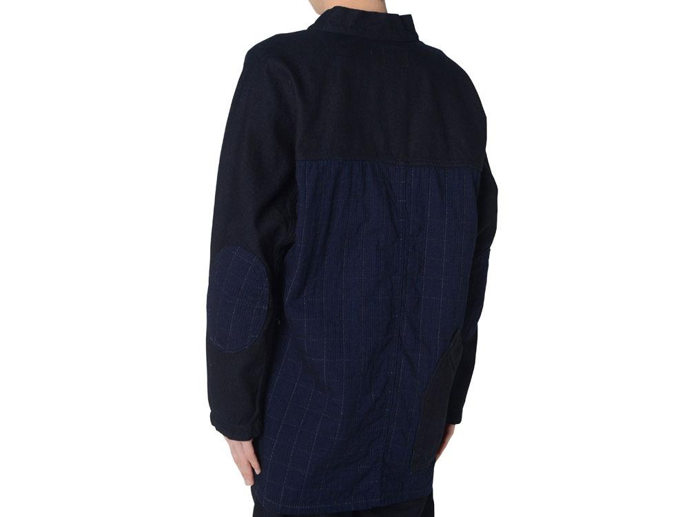 Noragi Jacket L Indigo2