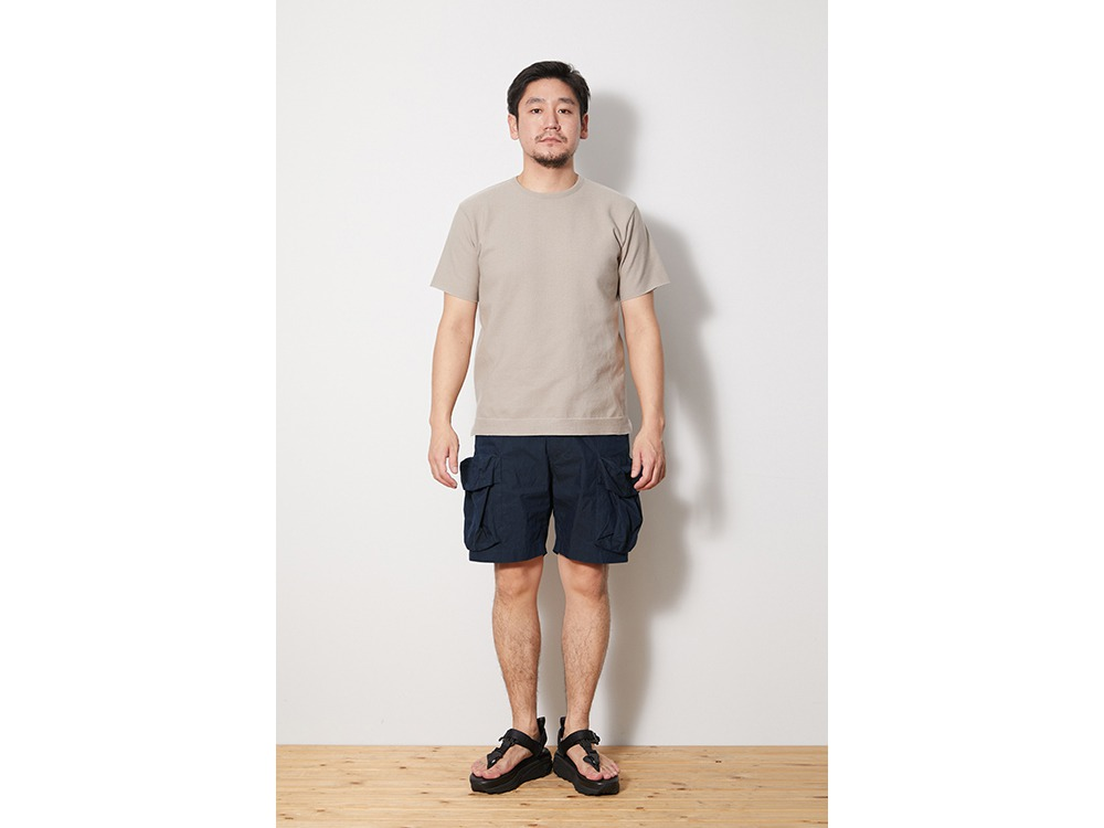 Indigo C/N Shorts S Black