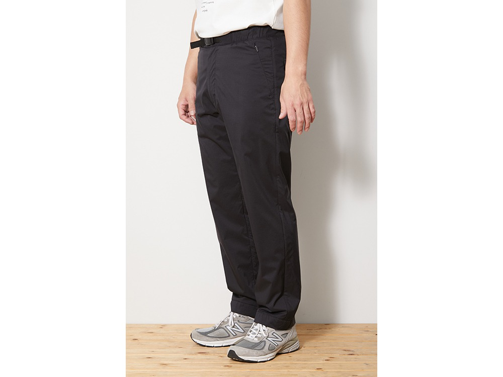 2L Octa Pants S Black