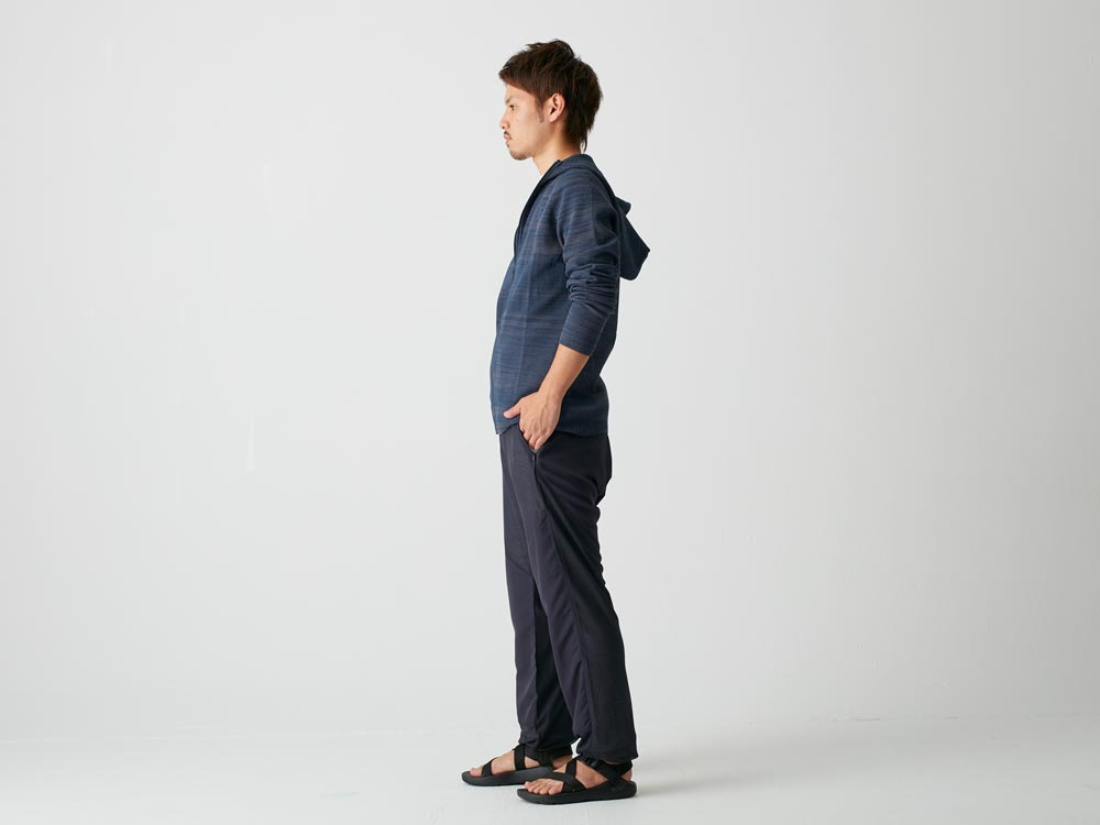 Insect Shield Pants L Navy2