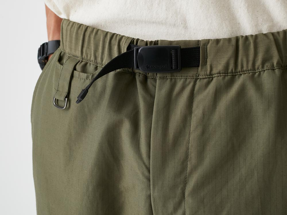 Camping 2WAY Field Pants S Brown6