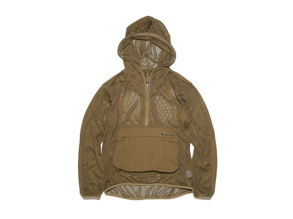 Insect Shield Parka L Olive0