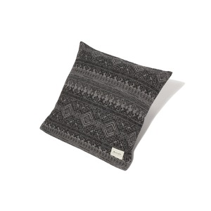 Shetland Cotton JQ Cushion Cover