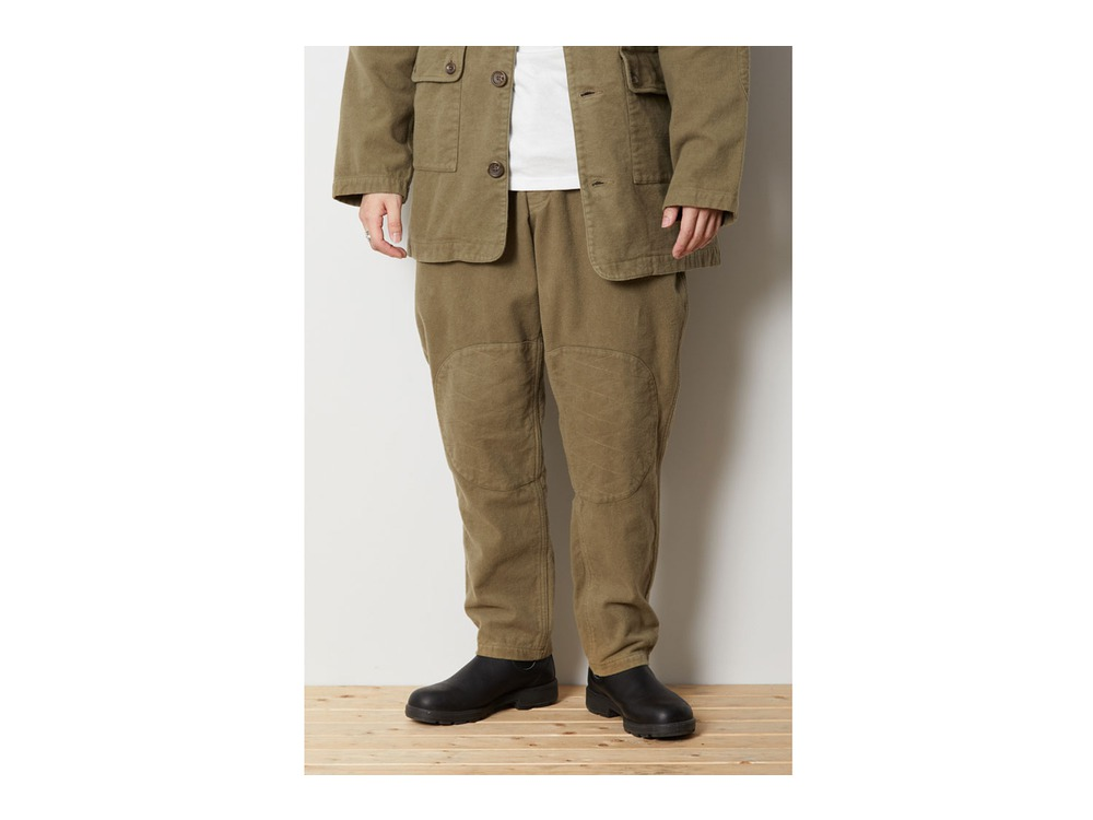 Army Cloth Pants XL Khaki