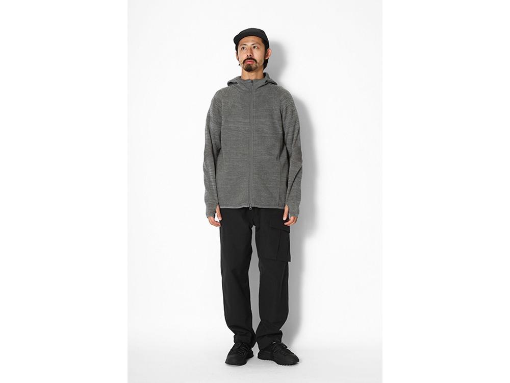 WG Stretch Knit Jacket M M.Grey