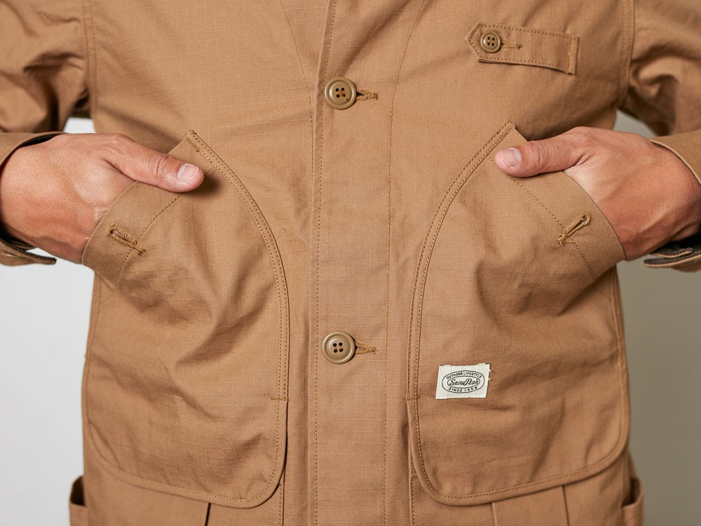 TAKIBICoverall M Brown5