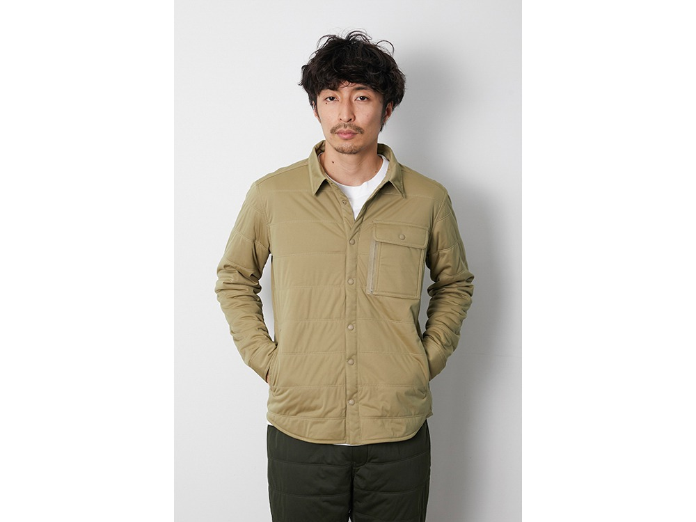Flexible Insulated Shirt XXL MossGreen