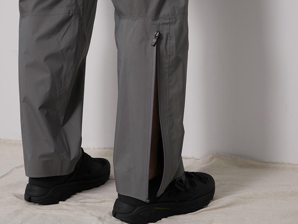 2.5L Rain Pants M Black